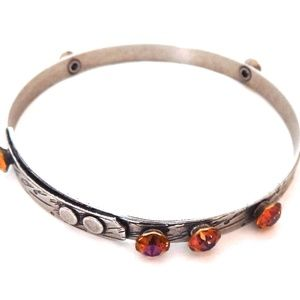 GASOLINE GLAMOUR THUNDERBIRD HONEY DUST BANGLE